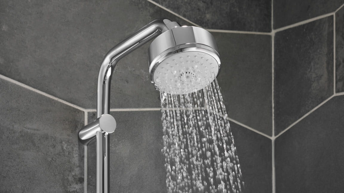 GROHE Tempesta Shower Collection