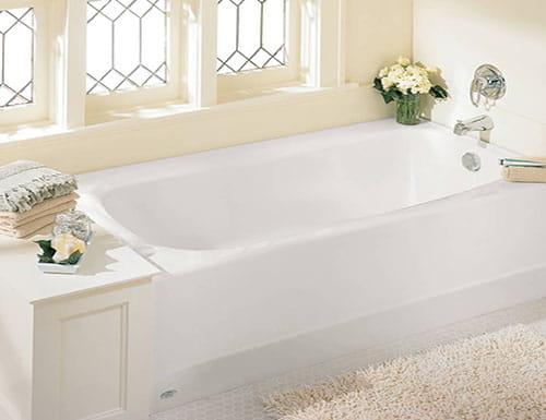 drop-in tub