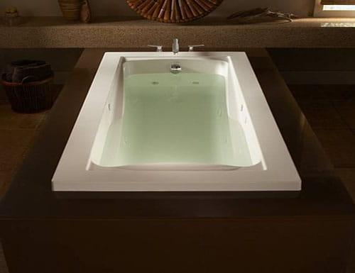 massage tub
