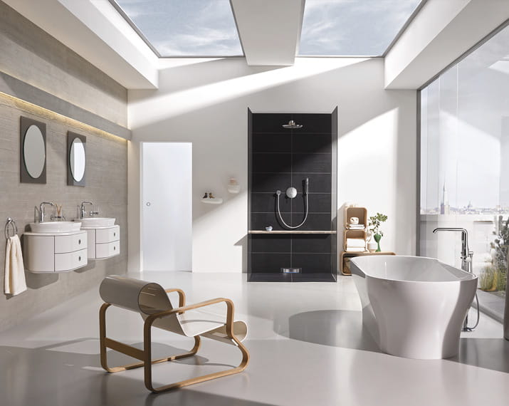 GROHE Contemporary Bathroom Collections